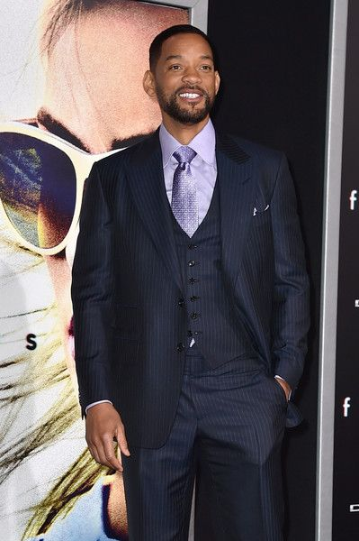 """Will Smith Photos: Premiere Of Warner Bros. Pictures' """"Focus"""" - Red Carpet"""