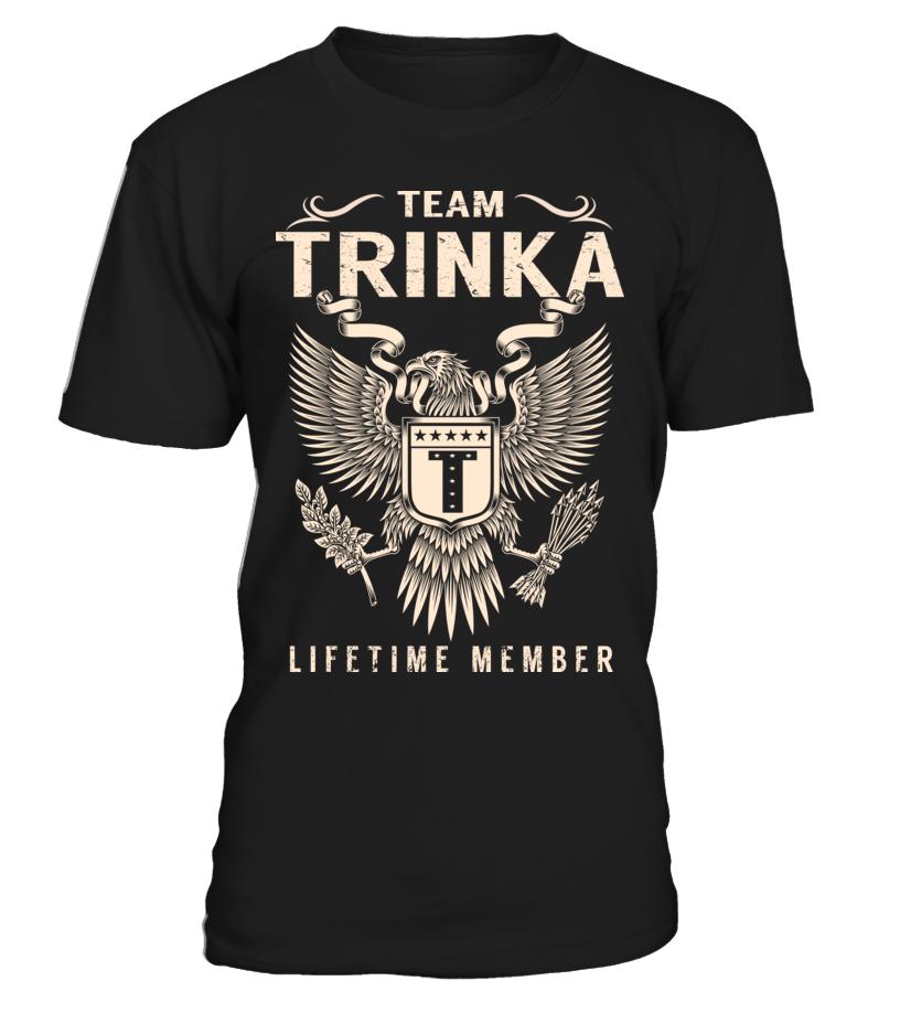 Team TRINKA - Lifetime Member