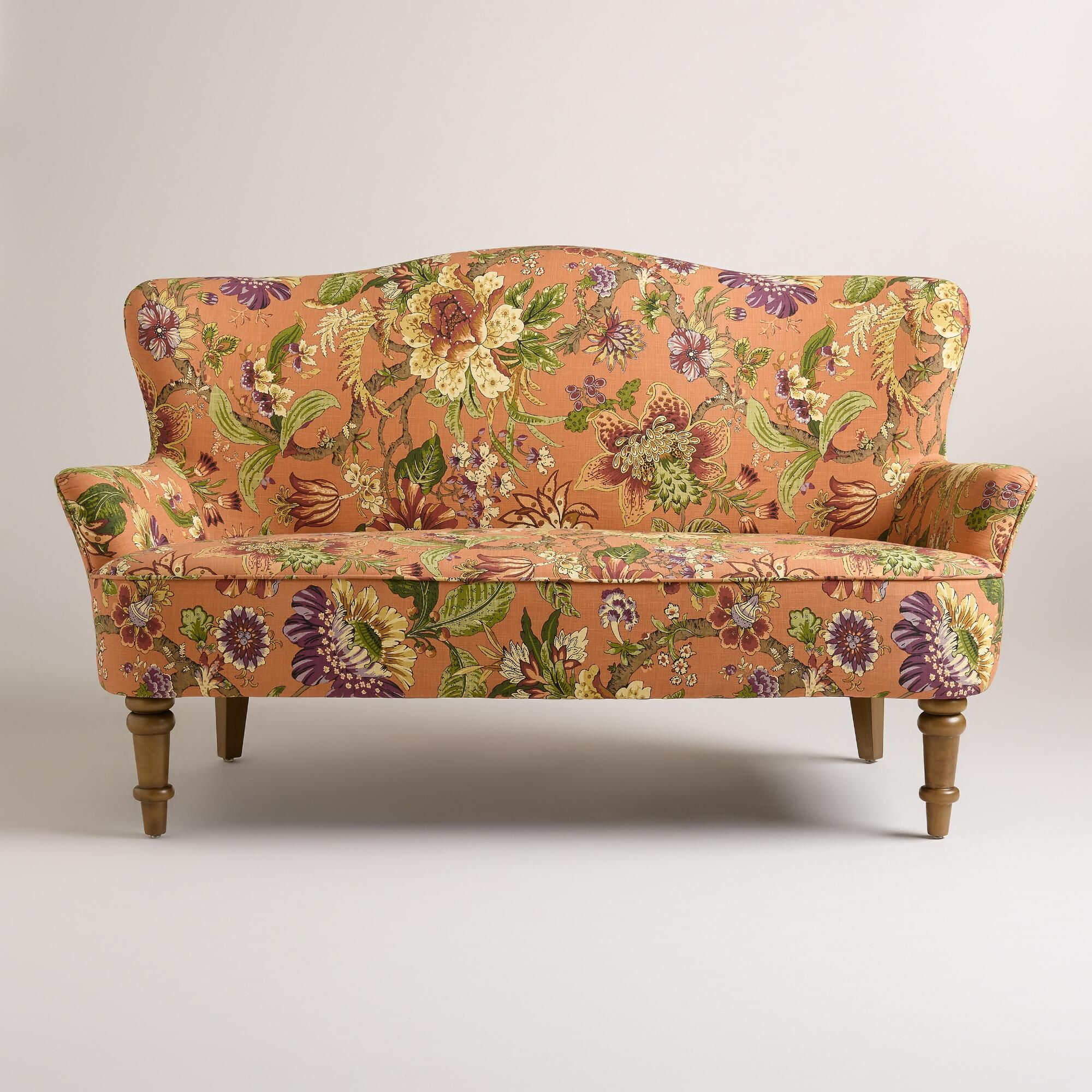 Ideal for small spaces our comfortable vintageinspired loveseat