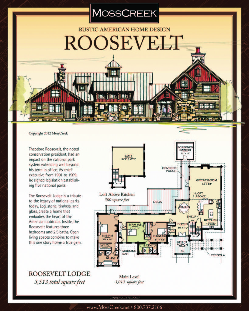 Mosscreek rustic american home design log cabin also rh pinterest
