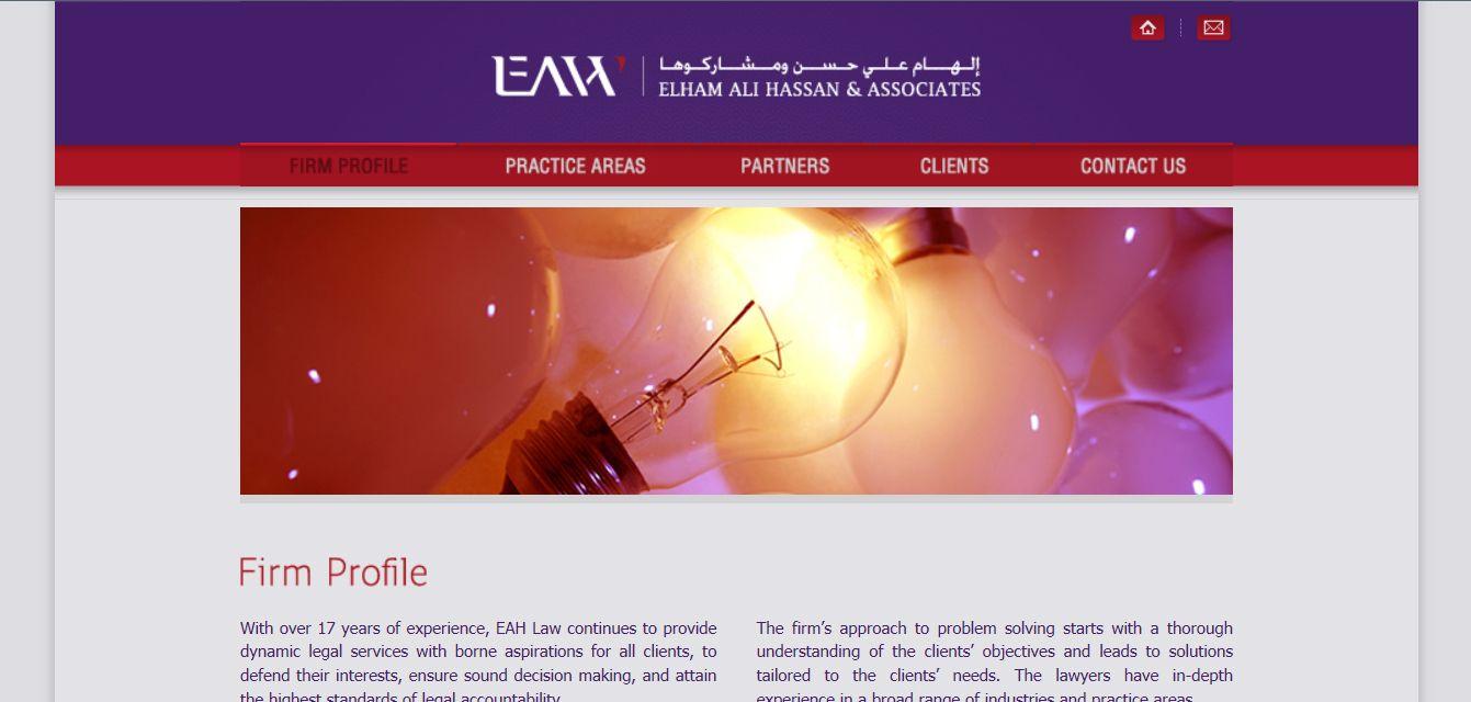 Elham Ali Hassan Associates Lawyers Legal Consultants Bahrain Eah Law Legal Services Problem Solving Limited Liability Company