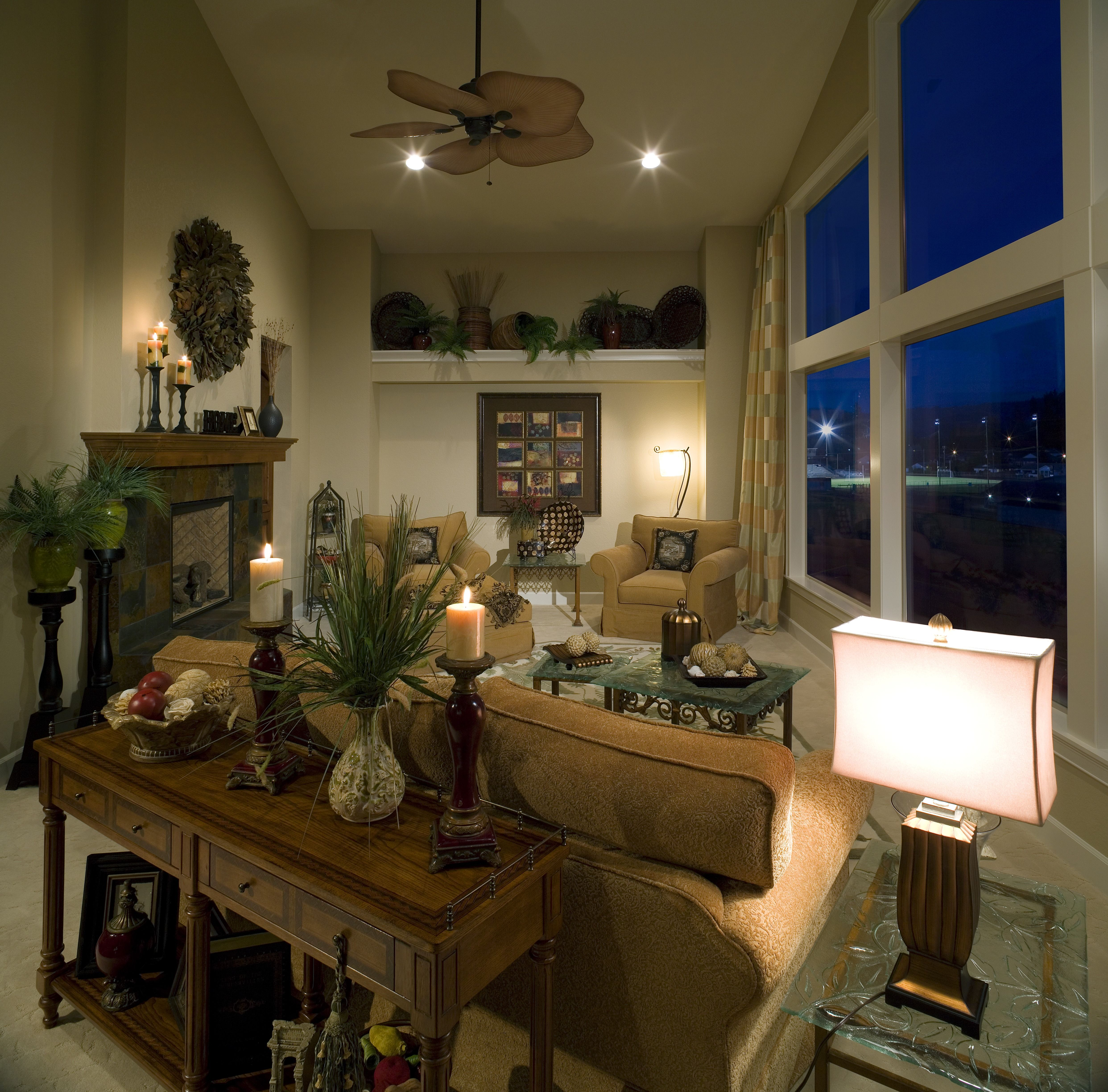 This Is A Gorgeous Living Room With Beautiful Windows And