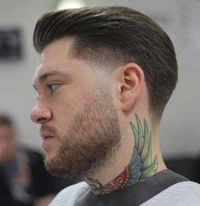 Undercut Trend Kısa Erkek Saç Modeli 2