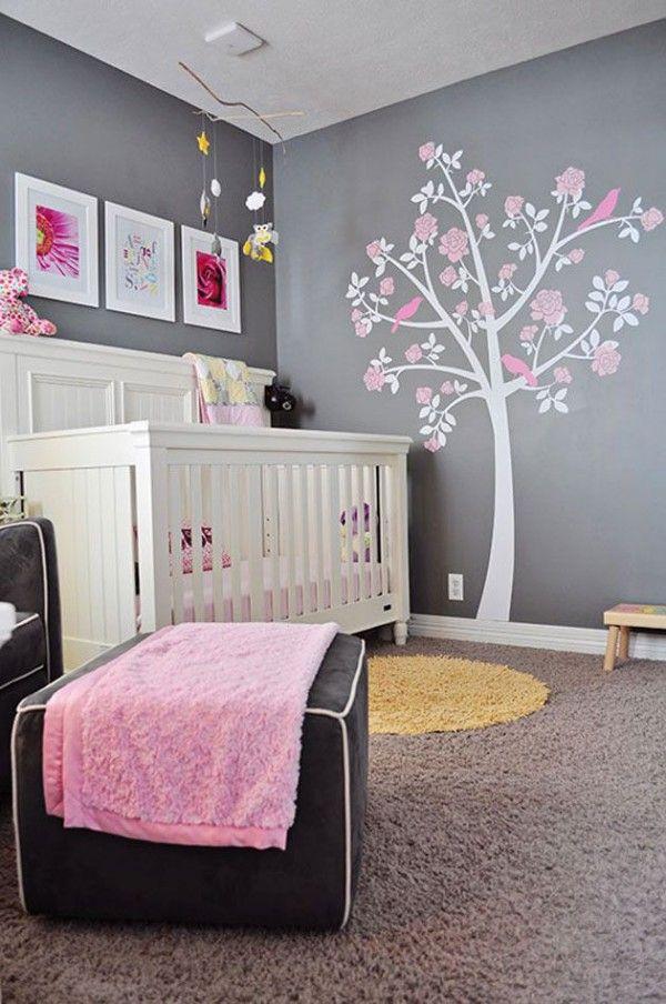23 Idées Déco Pour La Chambre Bébé | Nursery, Babies and Room