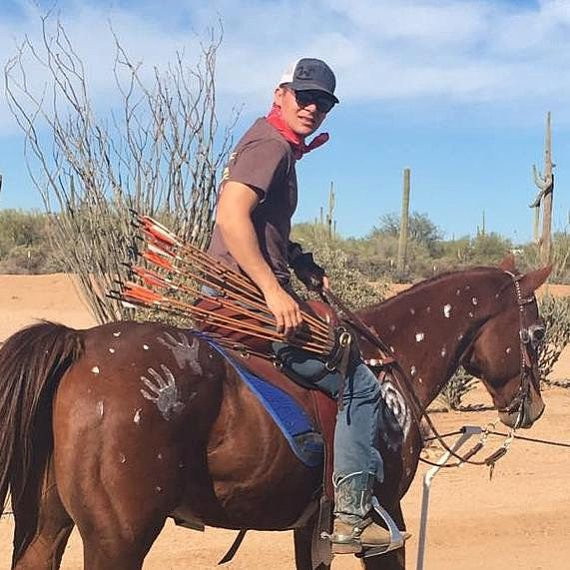 Sisters hosts elite mounted archers, news article – Cascade ...