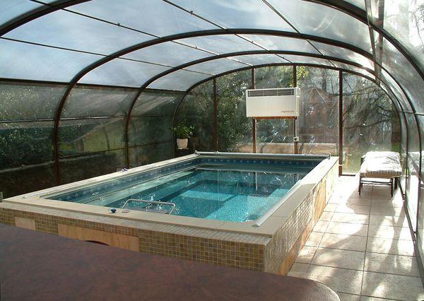 Indoor Pool Enclosures | ... pool enclosures prices amp paradise ...