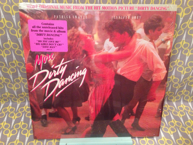 More Dirty Dancing Original Soundtrack Rare Vinyl Record Album LP ...