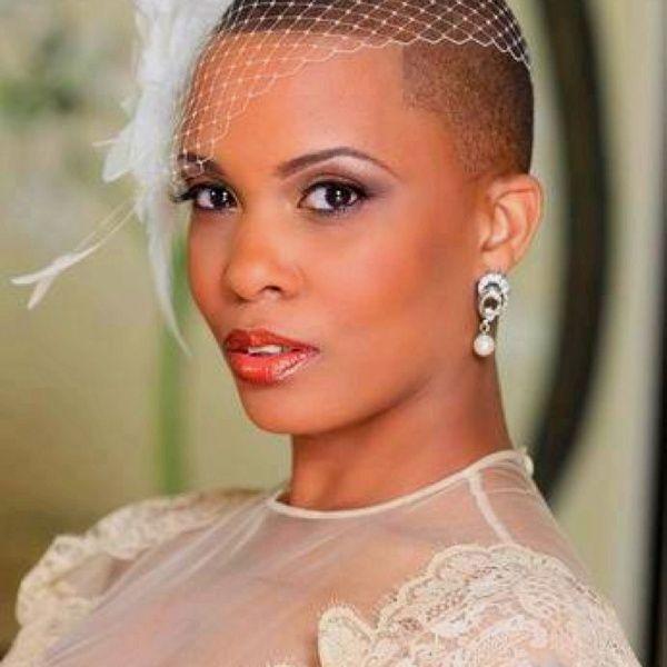 Http Blackwomennaturalhairstyles Com Wp Content Uploads 2012 06 18999629648484686 4zjll9zo F Jpg Short Bridal Hair Short Wedding Hair Natural Hair Bride