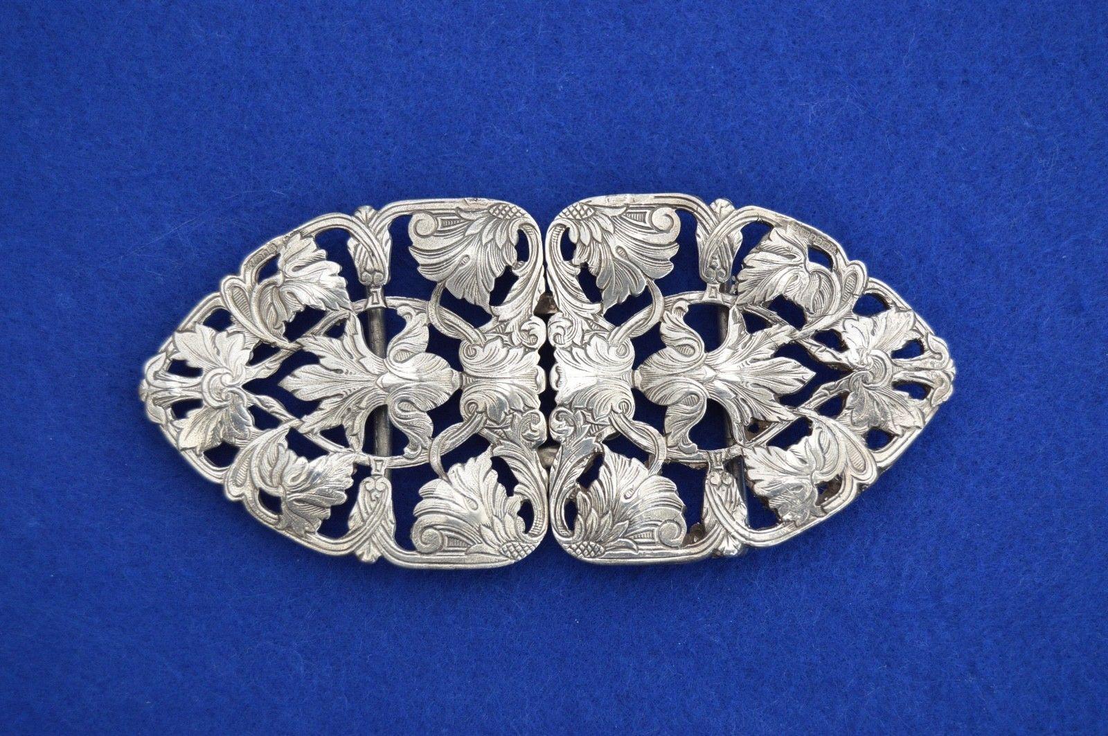 1d81ec872 Silver Nurses Belt Buckle London 1994
