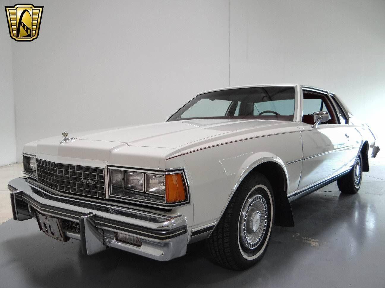 1978 Chevrolet Caprice Coupe Chevrolet caprice