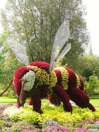 Les plus beaux jardins du Québec | Topiary