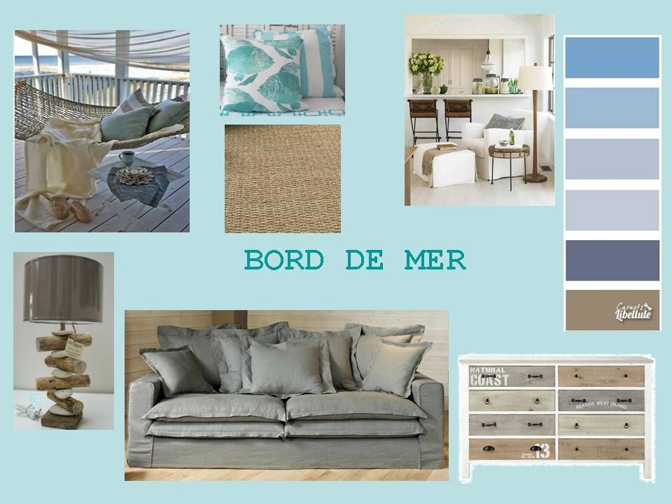 afficher l 39 image d 39 origine style bord de mer pinterest deco bord de mer palette couleur. Black Bedroom Furniture Sets. Home Design Ideas