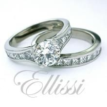 Surprise your partner by giving Eliissi #WeddingBands & Rings