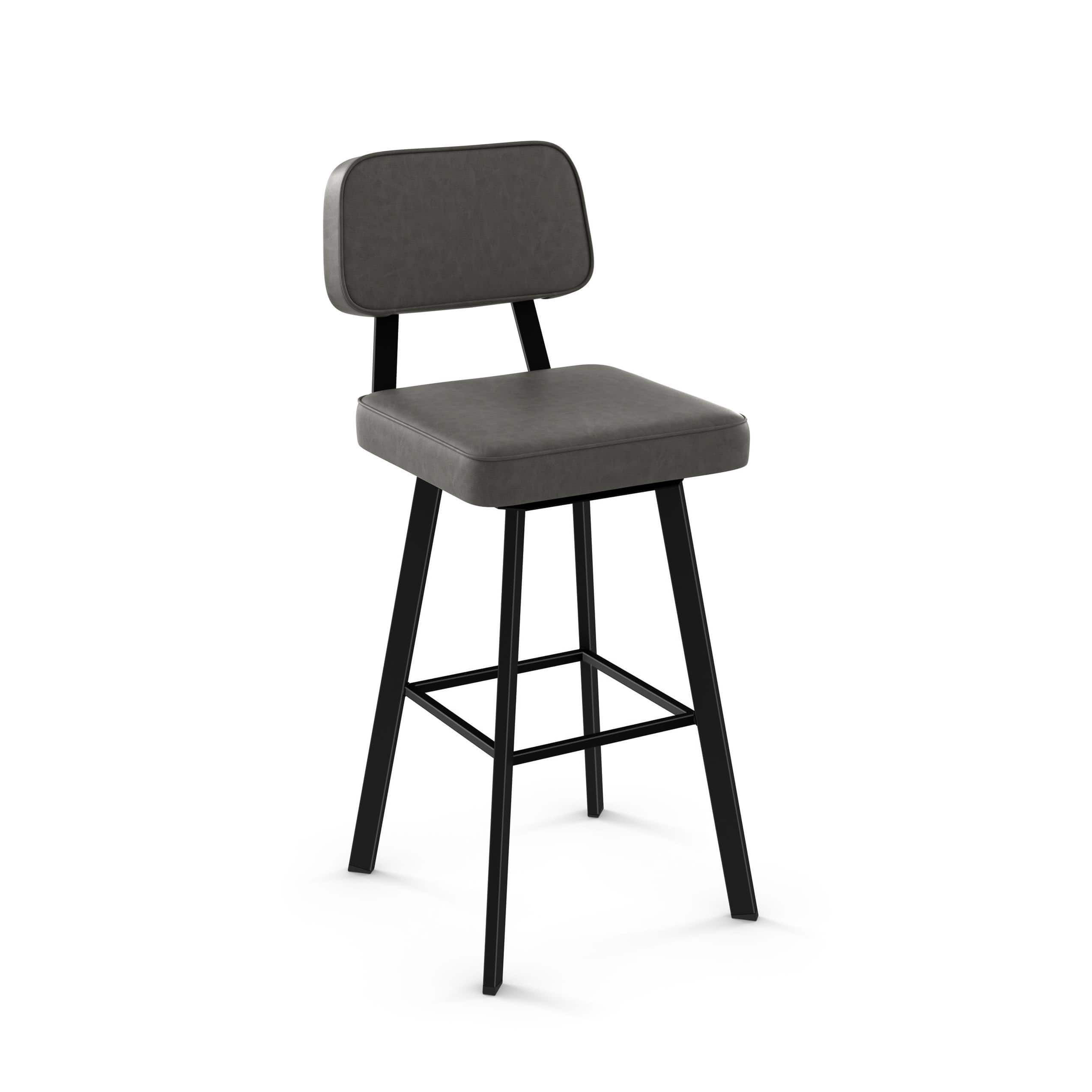 novogratz of overstock set stool nara product counter today dhp stools free shipping black home garden