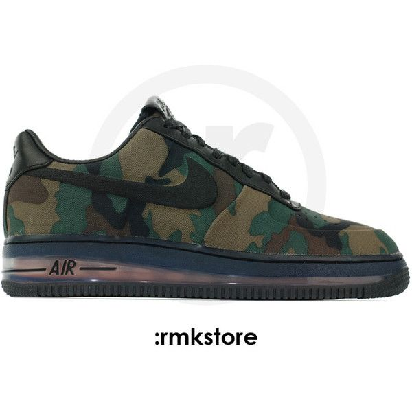 Nike Air Force 1 Low Max Air VT QS Camo Black RMKstore