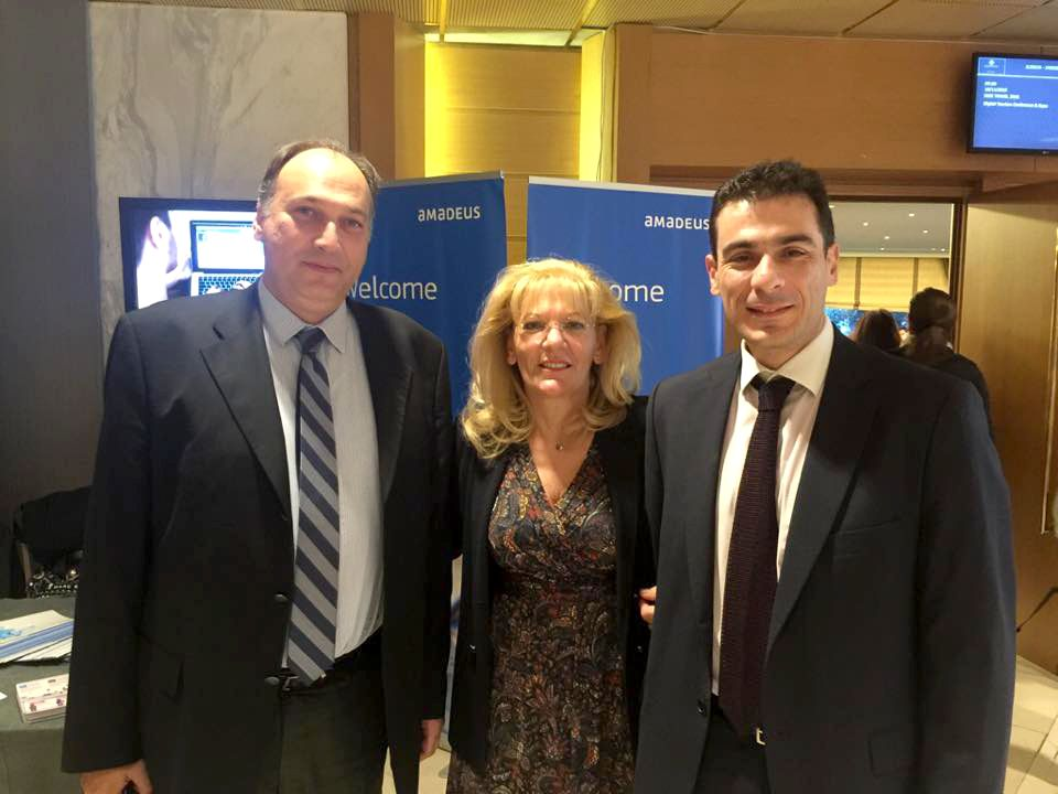 Amadeus Hellas a Platinum Sponsor at 'Digi.travel' Conference in Athens