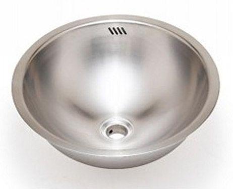 stainless bathroom undermount sink | ... Bath Warehouse Home >> Kitchen Sinks >> Stainless Steel Kitchen Sinks
