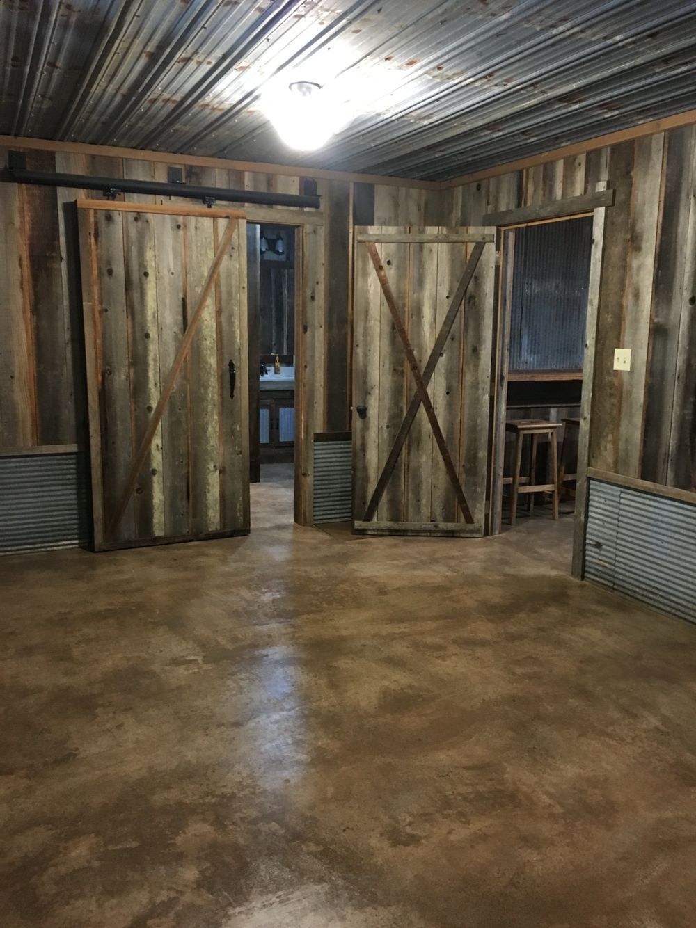 Another View Of Mancave Bedroom Rustic Bathroom Designs