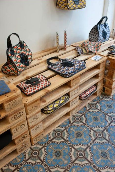 Pop Up Store: BRILLIANT! I want to do this!