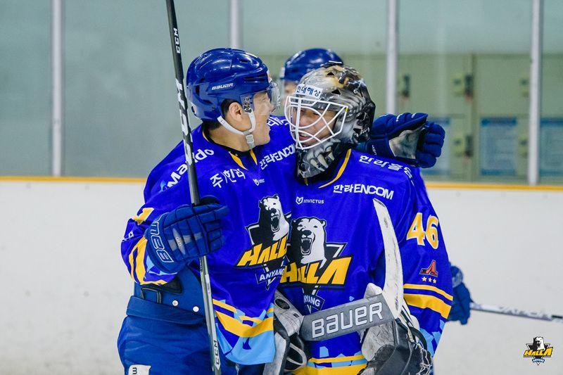 황현호 161122 Hwang, Hyun Ho  ::: Anyang Halla Ice Hockey Club :::