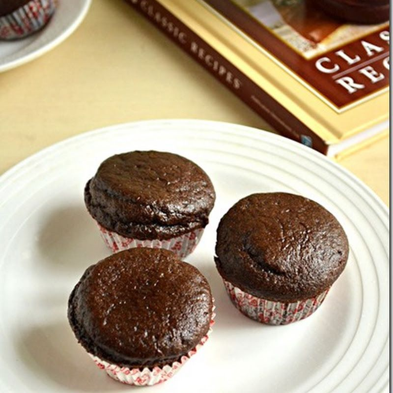 Eggless Chocolate Cupcake Recipe Without Butter Vegan