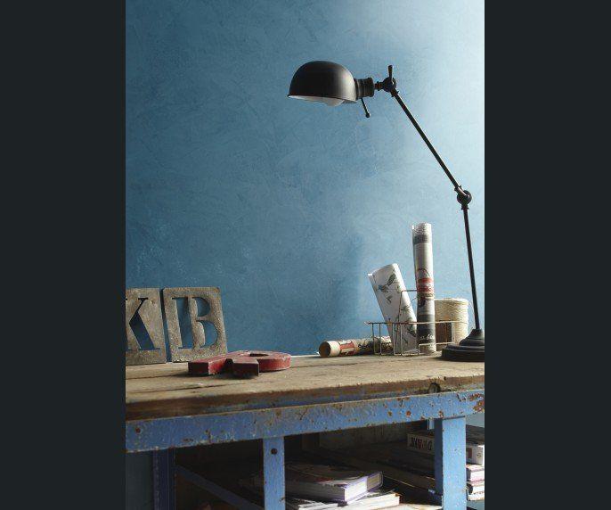 Des Murs Qui Font De L Effet Salle De Bains Beton Cire Peinture Decorative Et Beton Cire