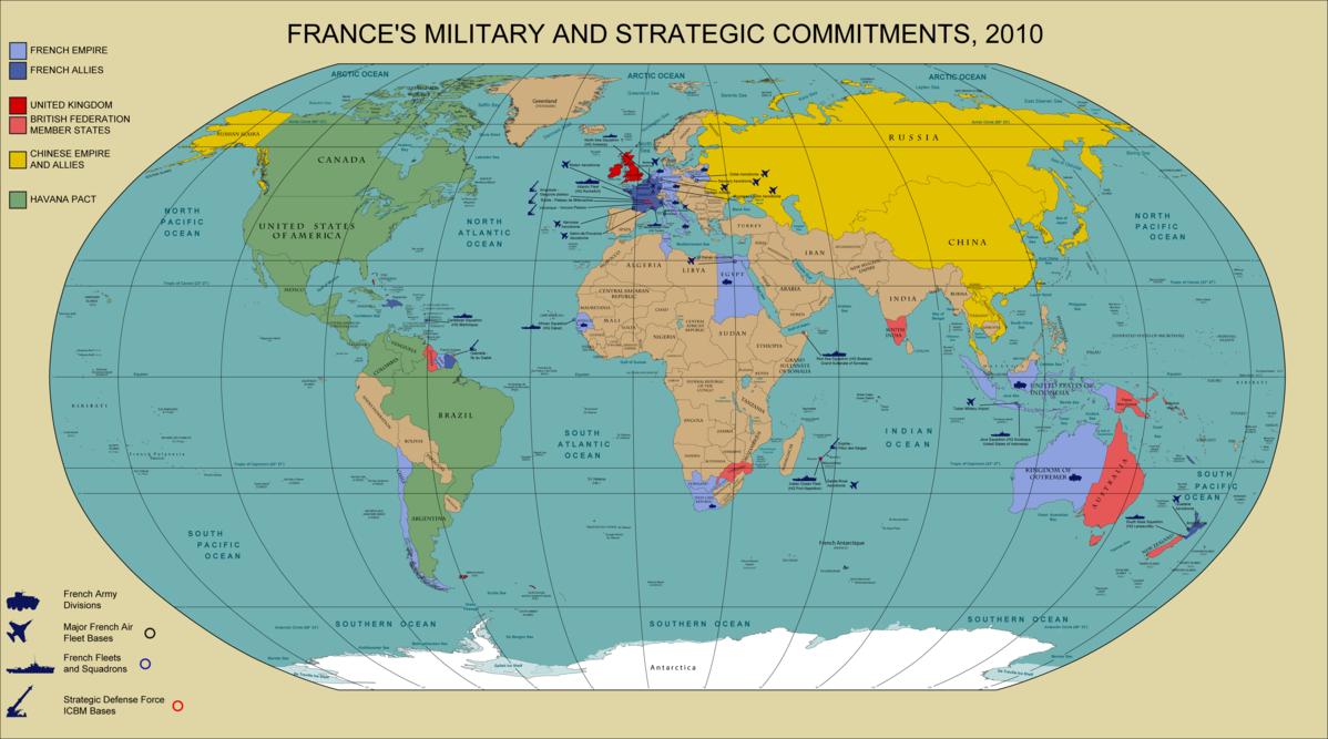 Kalter Krieg Karte.Alternate Cold War By Sapiento Deviantart Com On Deviantart