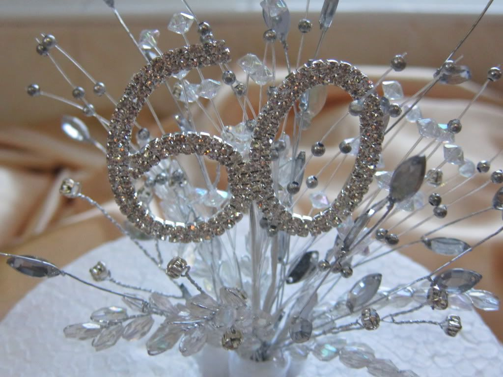 60th diamond wedding anniversary birthday diamante crystal for 60th anniversary party decoration ideas