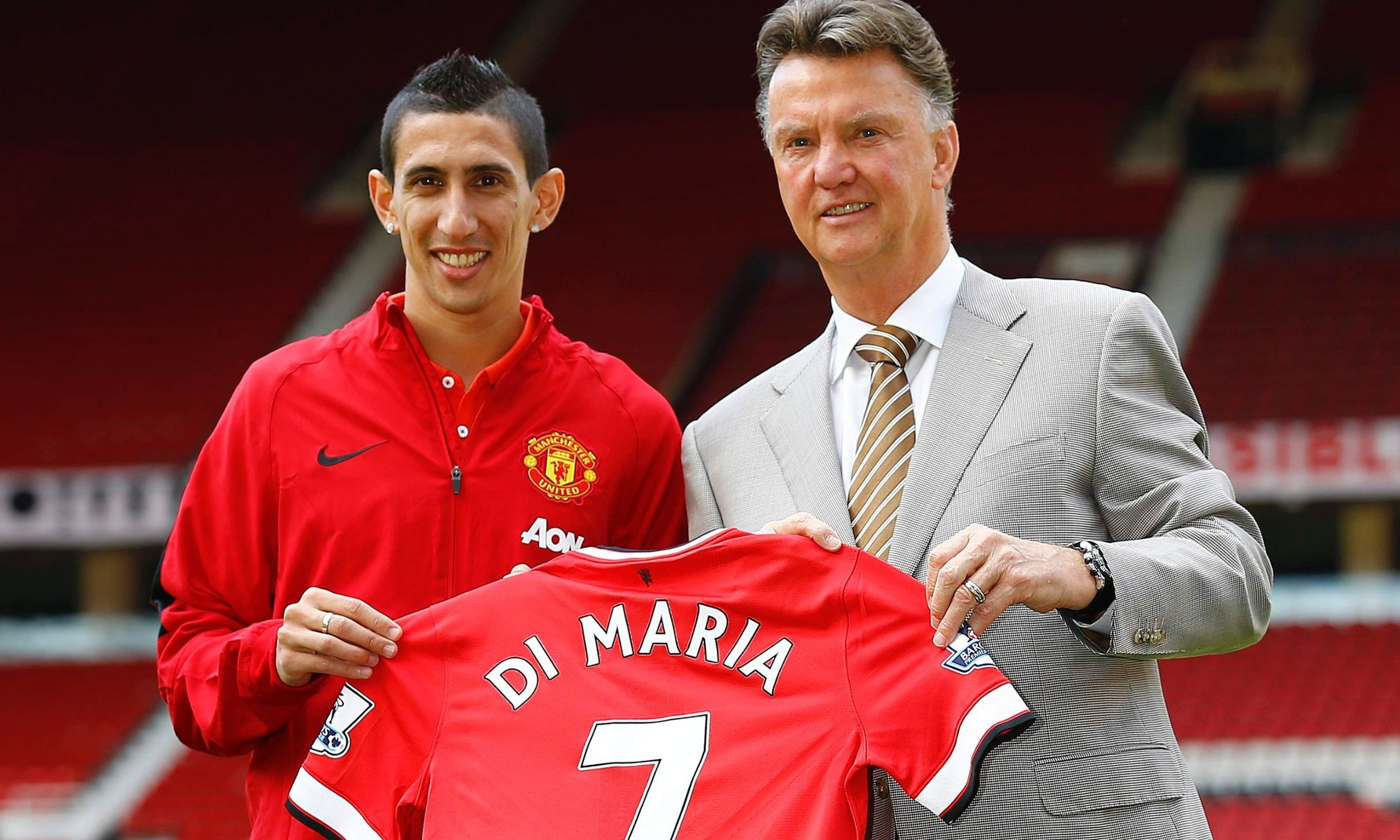 A Retired Manager Gets 108 000 A Day So Why Can T Football Pay The Living Wage Ian Jack Manchester United Shirt Angel Di Maria Manchester United