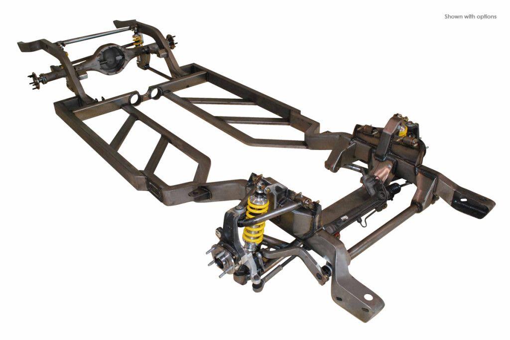 70 81 full frame for f body roadster shop