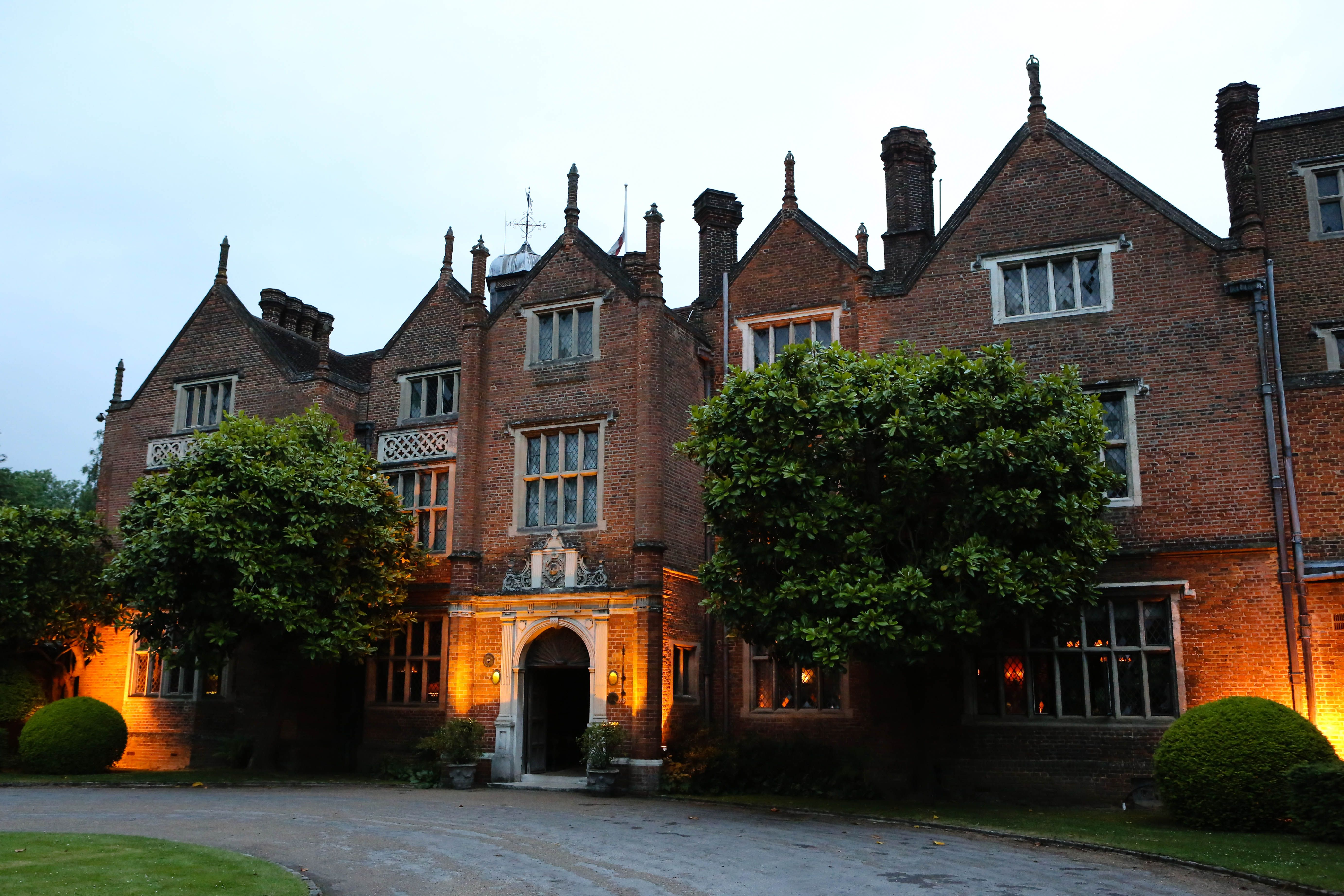 Luxury Country House Hotel Great Fosters In Egham Surrey