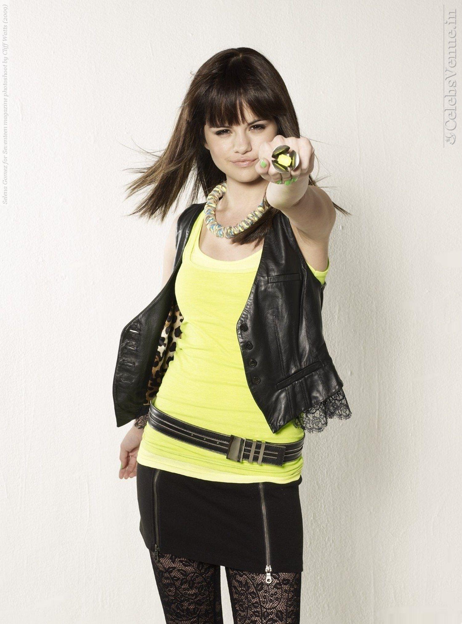 SELENA GOMEZ SEVENTEEN MAG PHOTOS | Selena Gomez for ...