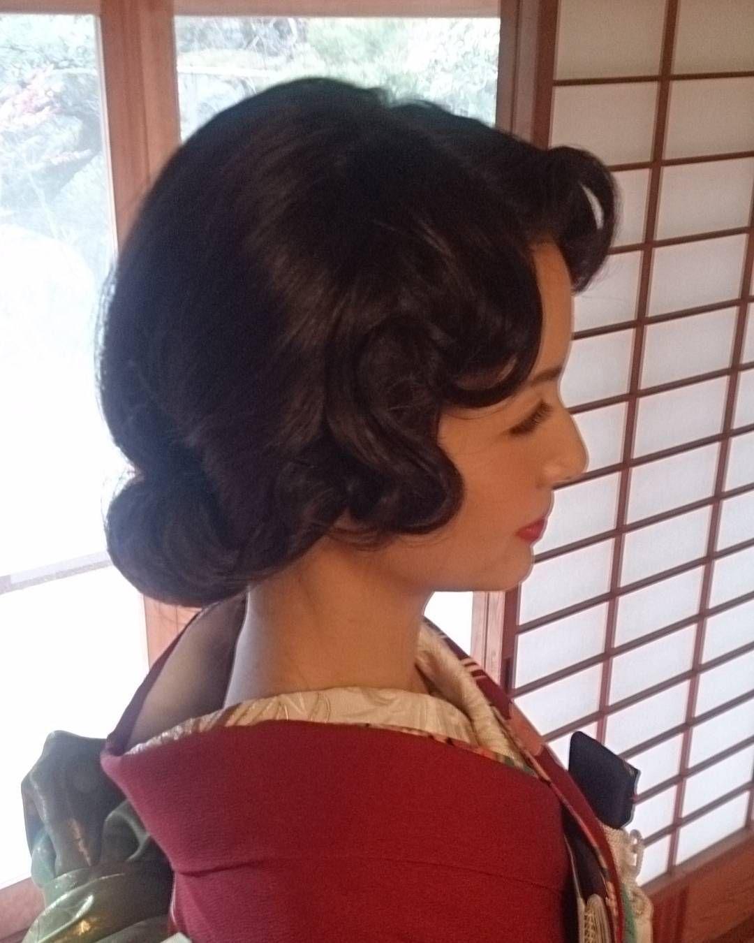Kumiさんはinstagramを利用しています 引振袖で 大正ロマンな花嫁様