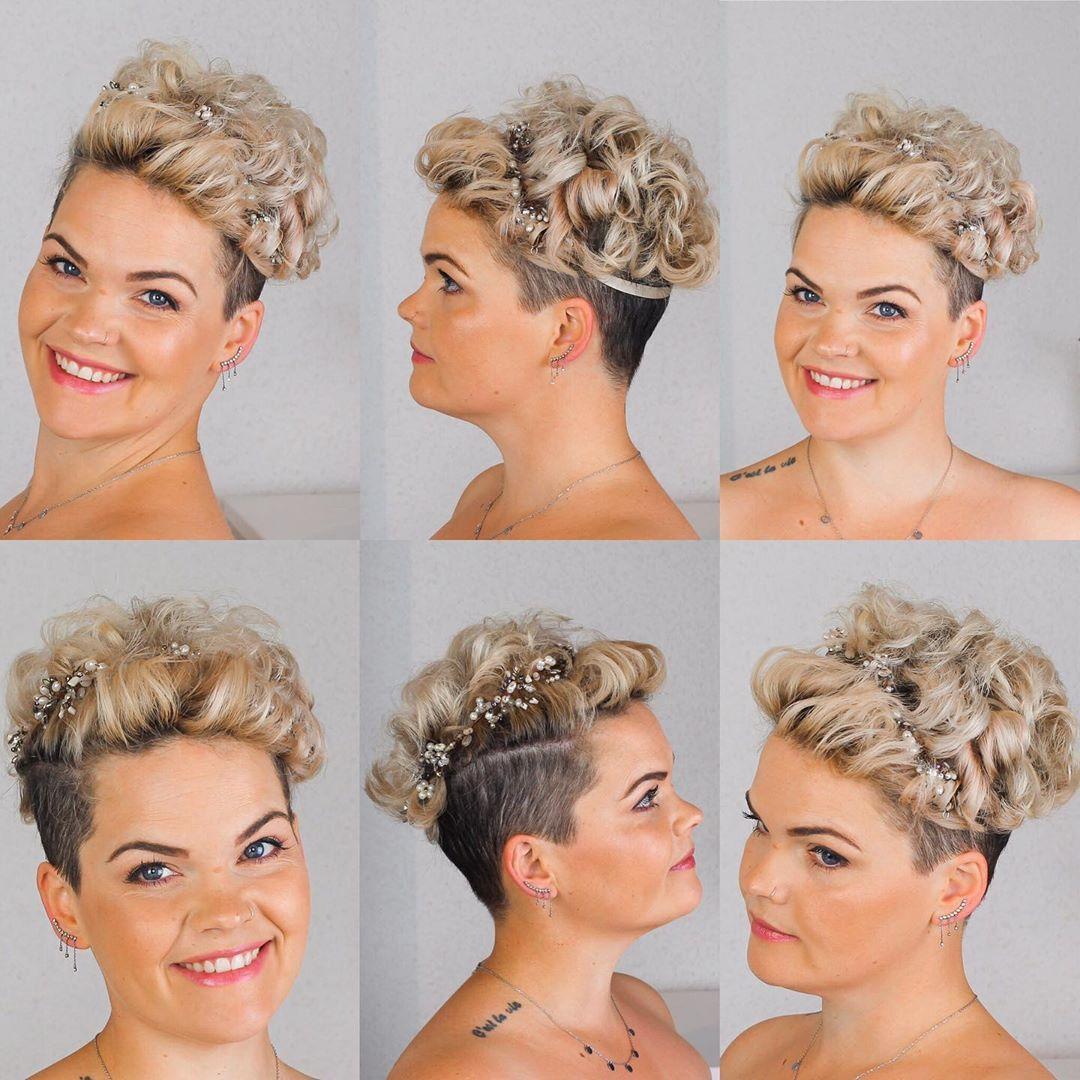 Lisa Short Hair Pixiecut On Instagram Na Wer Ist Noch Alles Auf Einer Hochzeit Eingeladen Die Hochzeitsfrisuren Kurze Haare Kurzhaarfrisuren Frisur Ideen