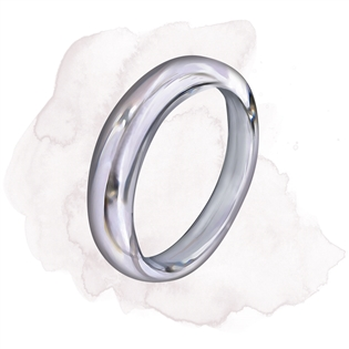 Ring Of Invisibility Ring Legendary Requires Attunement While Wearing This Ring You Can Turn Invisible As An Action A In 2020 Fantasy Ring Magic Ring Fantasy Props