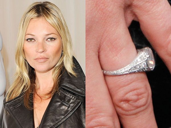 Kate Moss engagement ring Kate MossPrimrose Hill Pinterest