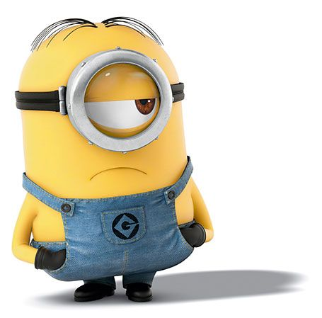 angry minion | Minions wallpaper, Minions images, Minion ...