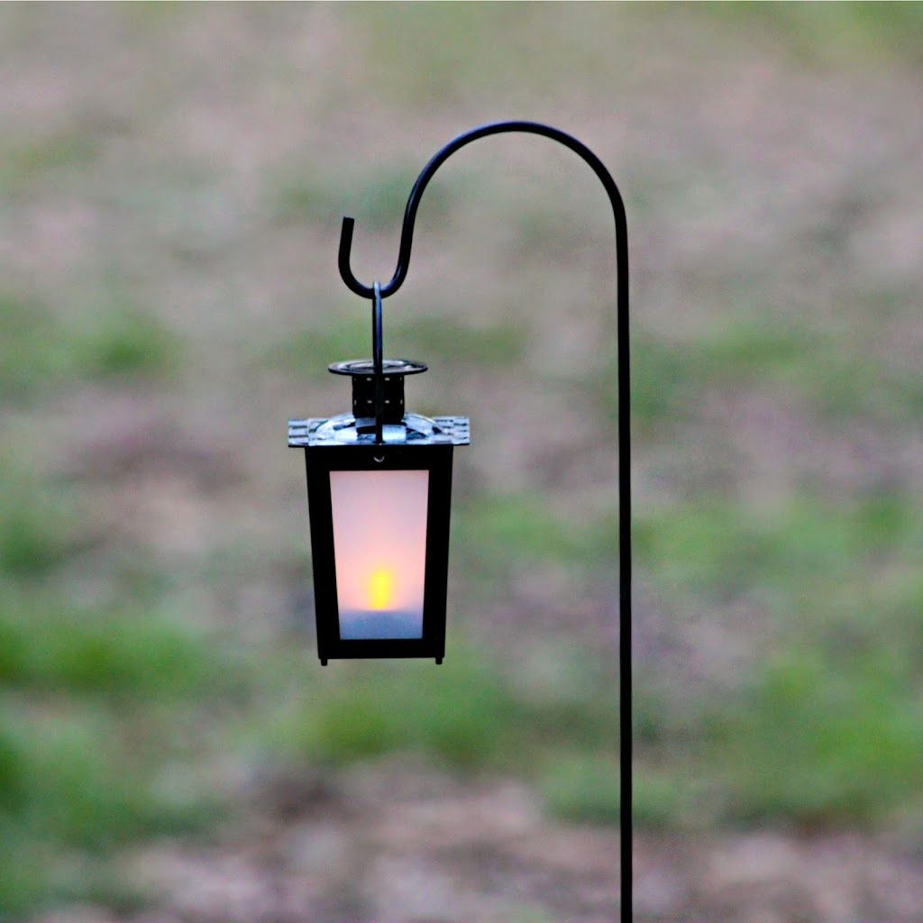 Dollar Store Christmas Lights Safe: Make A Lit Garden Path With Dollar Store Items