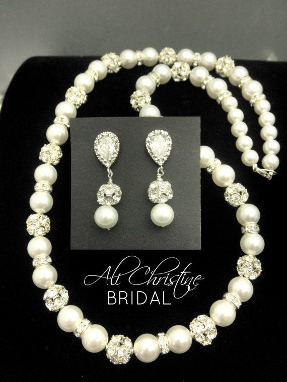 Wedding Day Jewelry Set Famous Ali Christine By Alichristinebridal 86 00