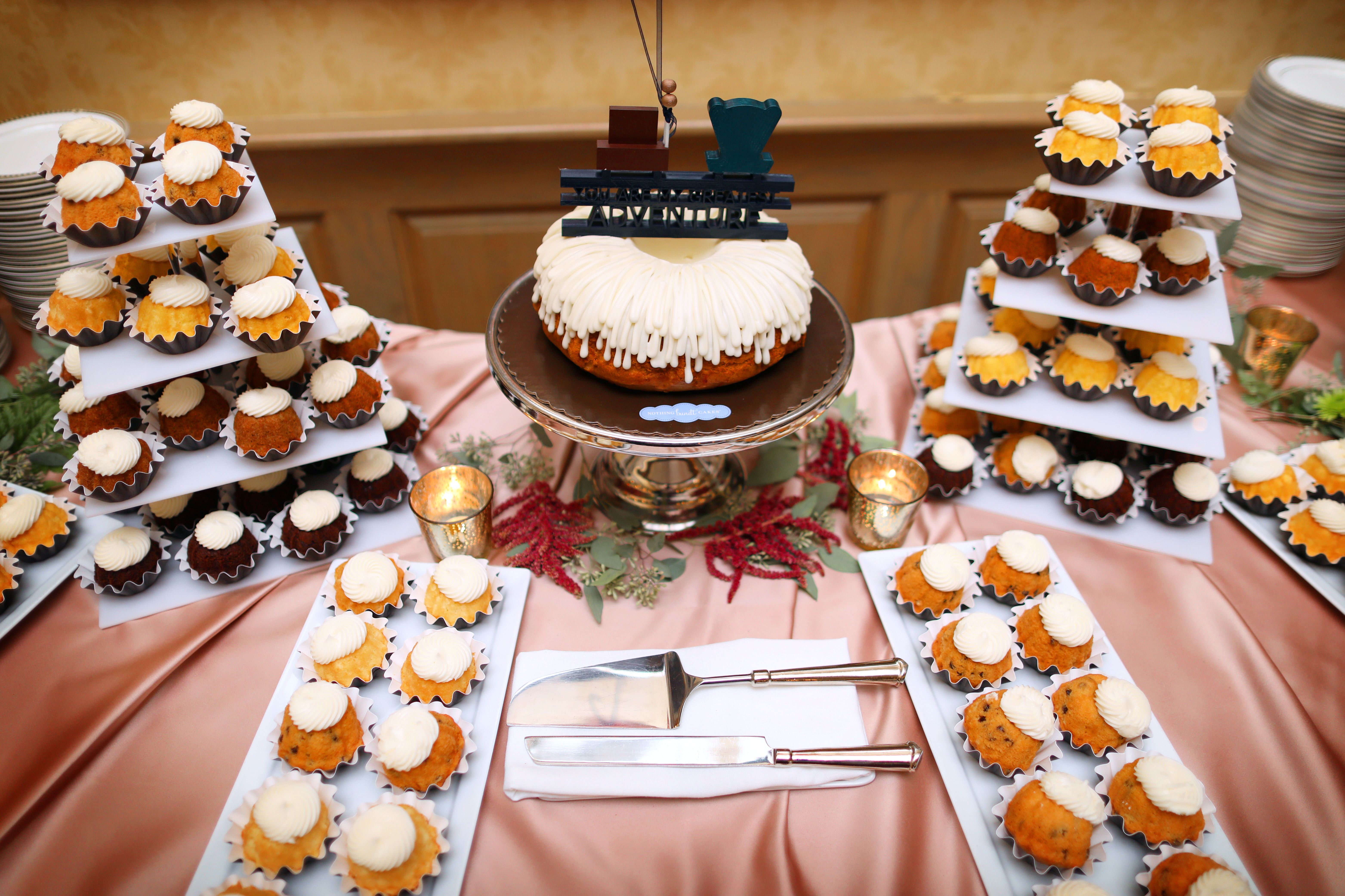 Confession i still look forward to eating wedding cake