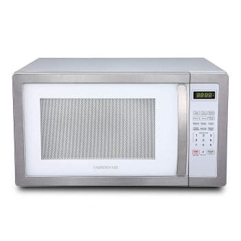 Farberware 1000 Watt Microwave Oven In 2020 Best Convection Microwave Microwave Microwave Convection Oven