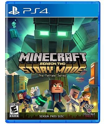 Cover Image For Minecraft Story Mode Season Two Game Playstation 4 The Telltale Series Video Games Playstation Minecraft Video Games Xbox One Games
