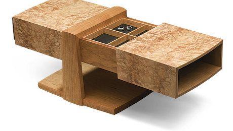 Burl Jewelry Box - FineWoodworking | Woodworking box ...