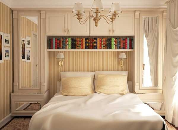 Space Saving Bedroom Furniture For Small Spaces