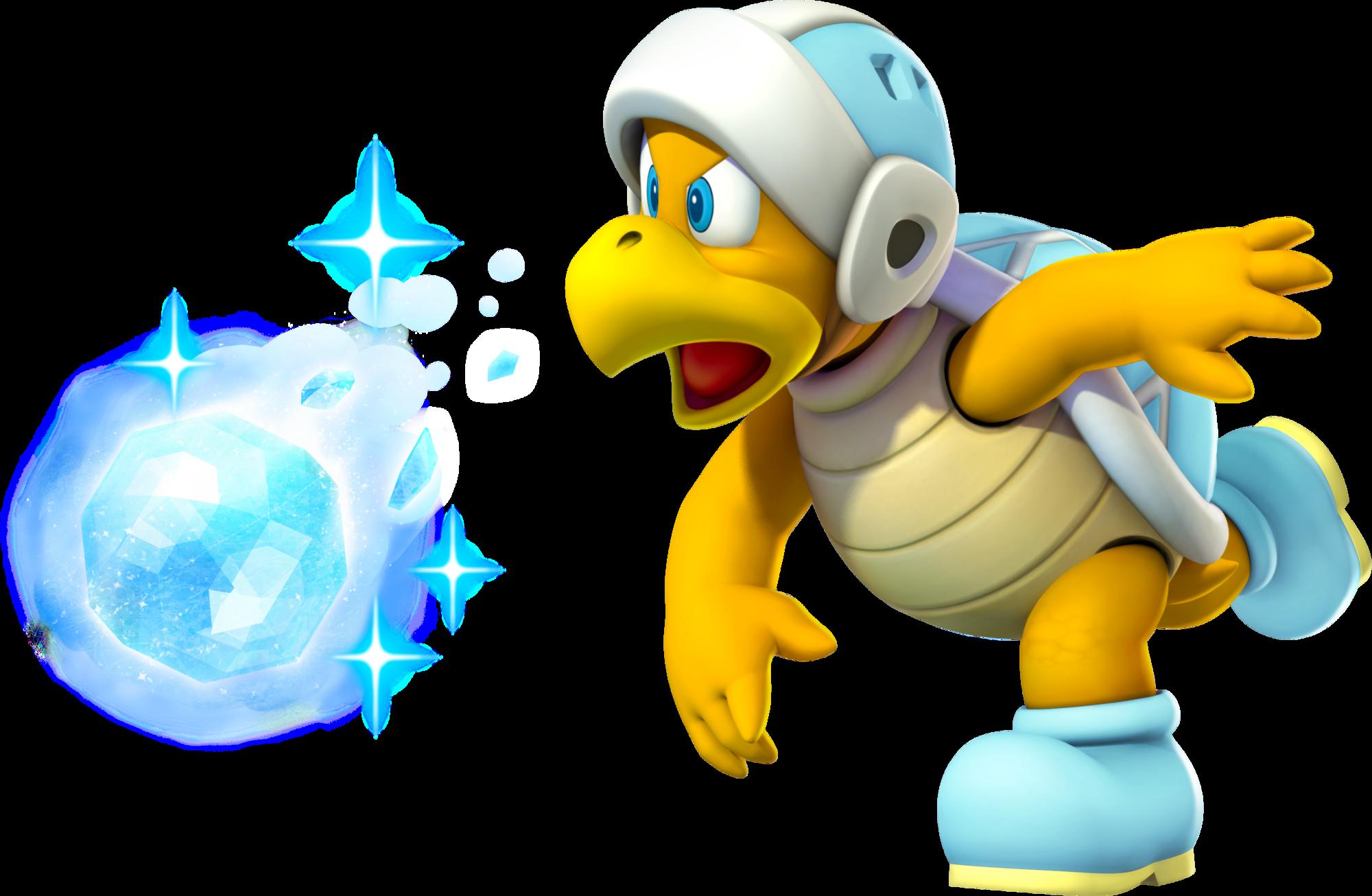 Ice Bro Super Mario Art Mario Bros Super Mario Bros