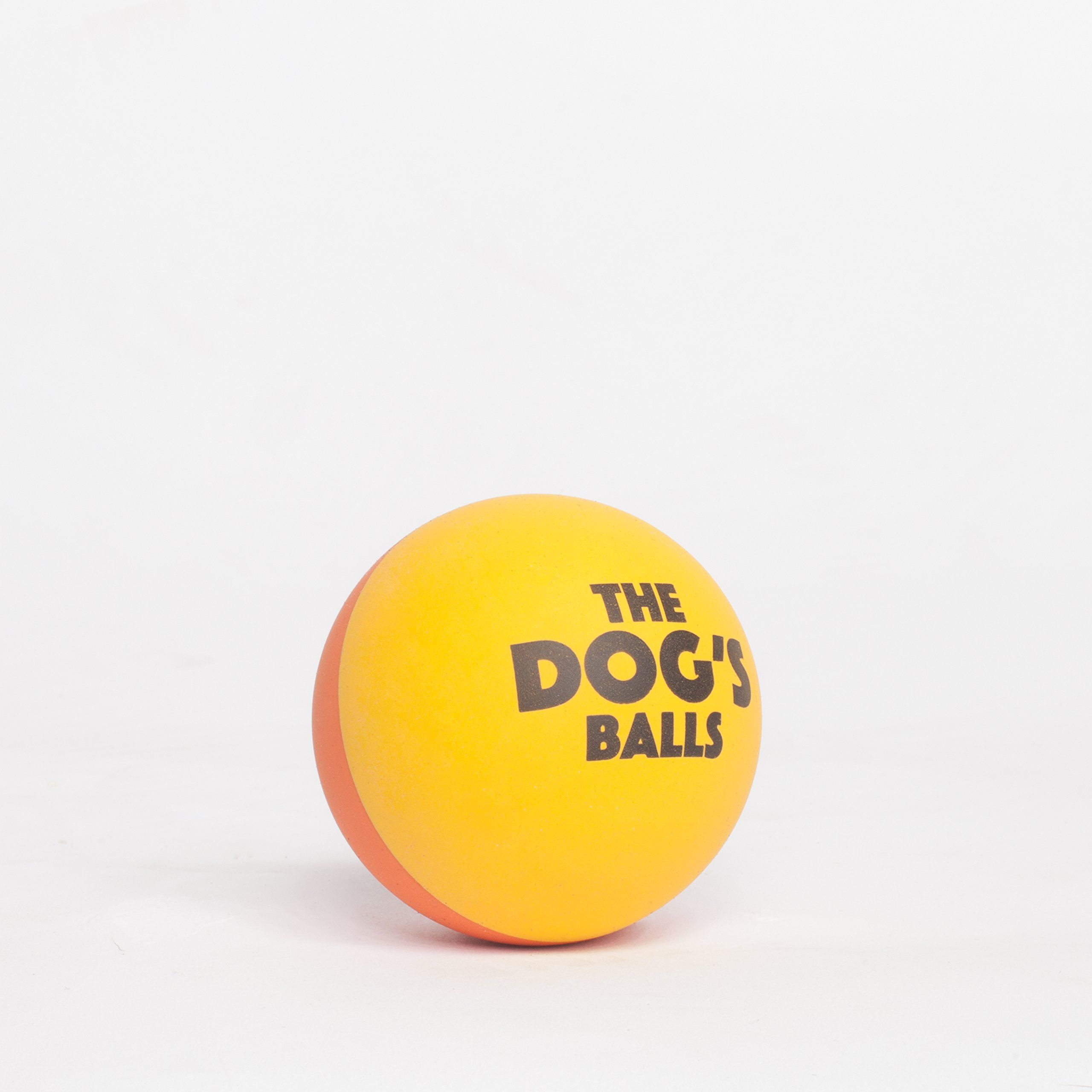 The Dogs Rubber Balls Premium Bouncy Rubber Dog Balls 3 Sizes Quality Dog Toy For Fetch Puppy Training Exercise D Dog Ball Dog Toys Puppy Training