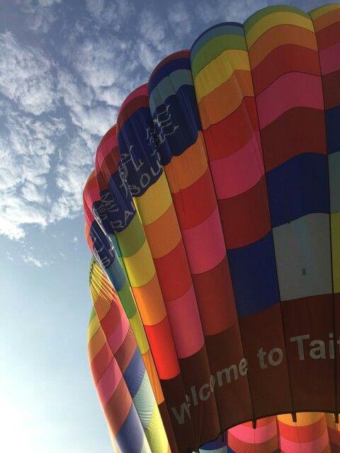 Skyrainbow天際航空  每天都可以預約熱氣球自由飛
