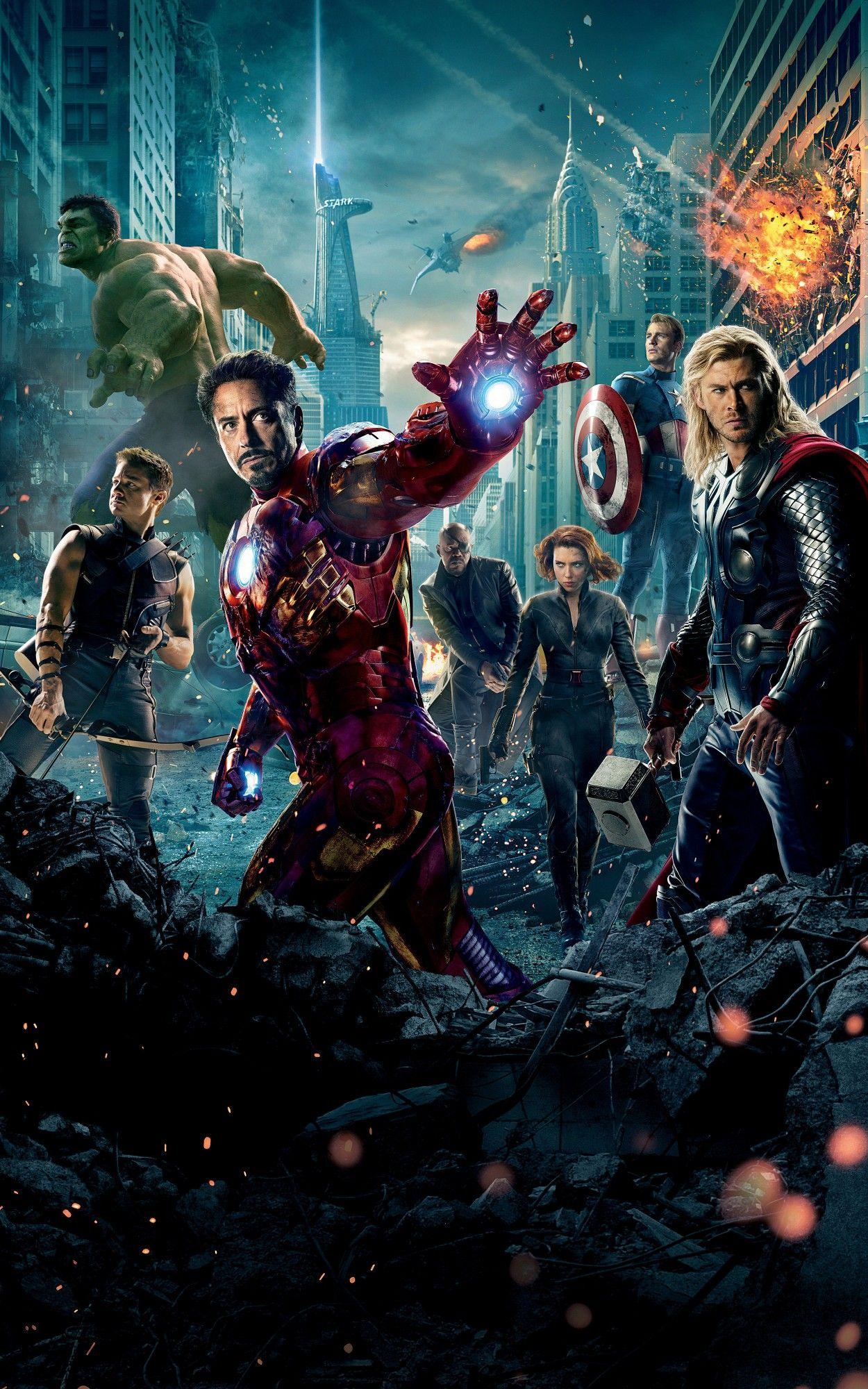 Avengers 2012 Marvel Characters Art Avengers Poster Marvel Superheroes