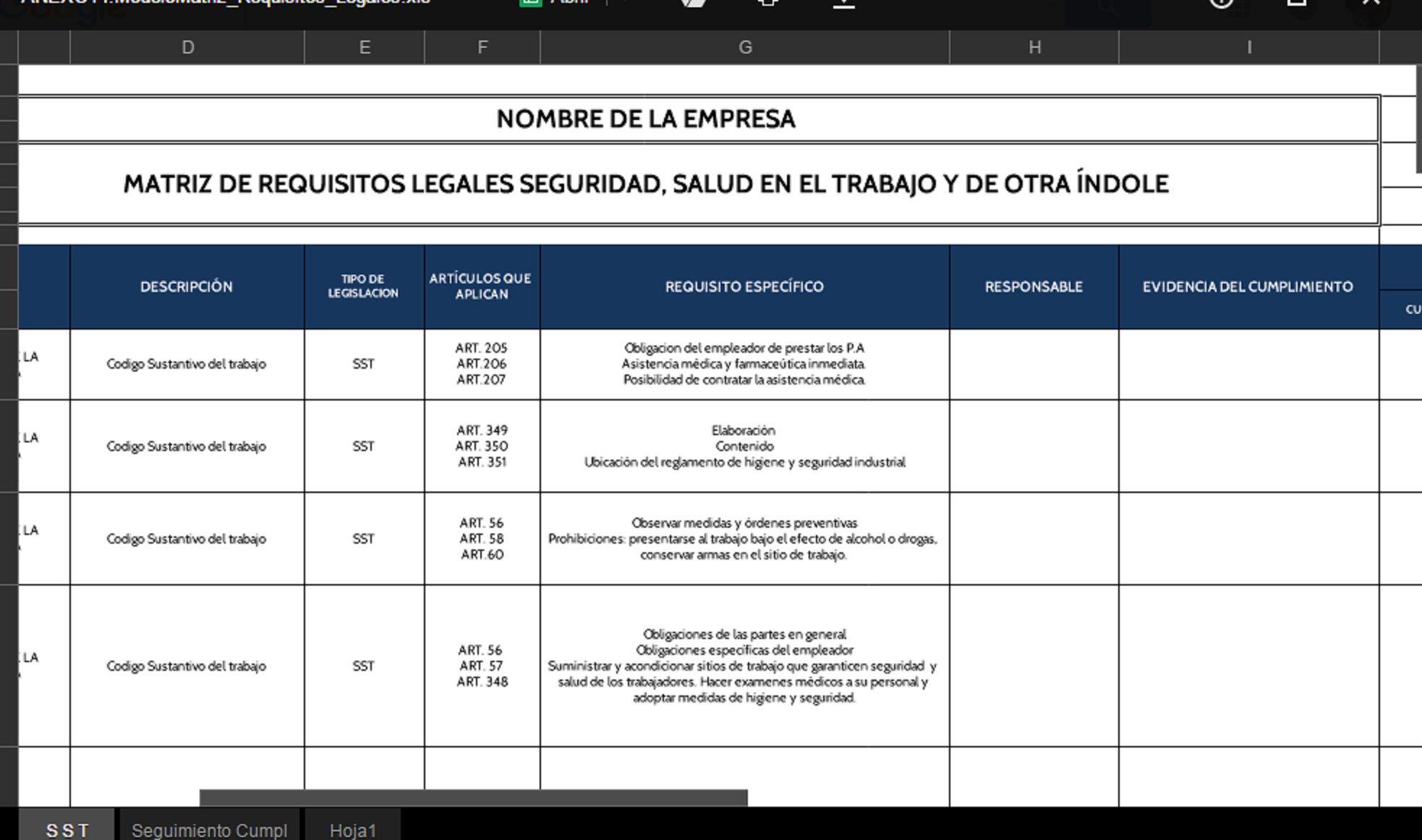 Increíble Plan De Acción Plantilla Xls Regalo - Ejemplo De Colección ...