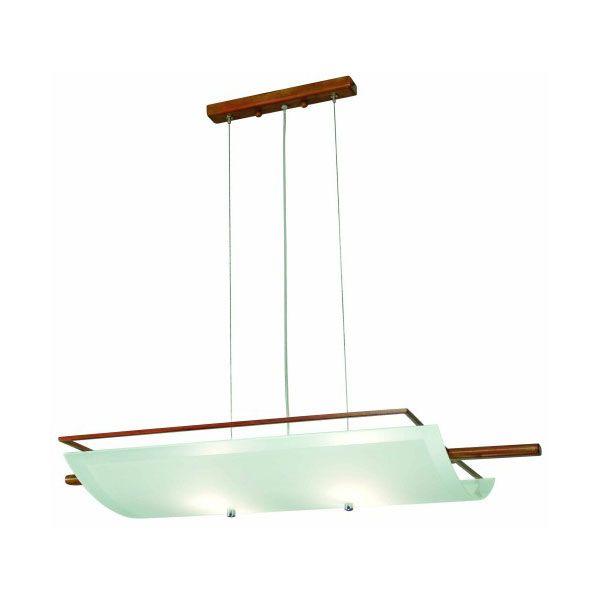 Ceiling Lighting 54 411K Series Wood